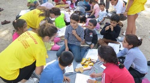 volonteri za decu