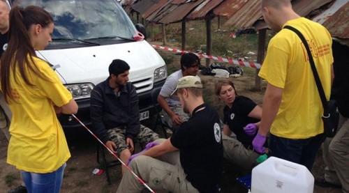 volonterski medicinski timovi